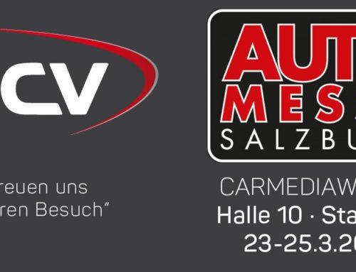 acv auf der AutoMesse Salzburg 23-25.3.2018