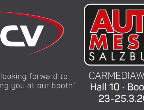acv at Automesse Salzburg 23-25.3.2018
