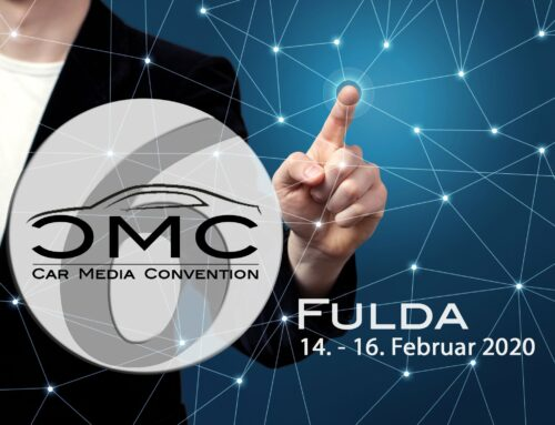 acv auf der Car Media Convention 14.2. – 16.02.2020