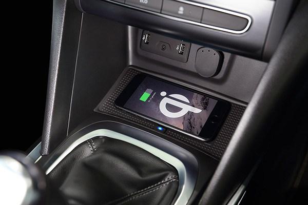 Fahrzeugspezifische Ladelösung für Wireless Charging