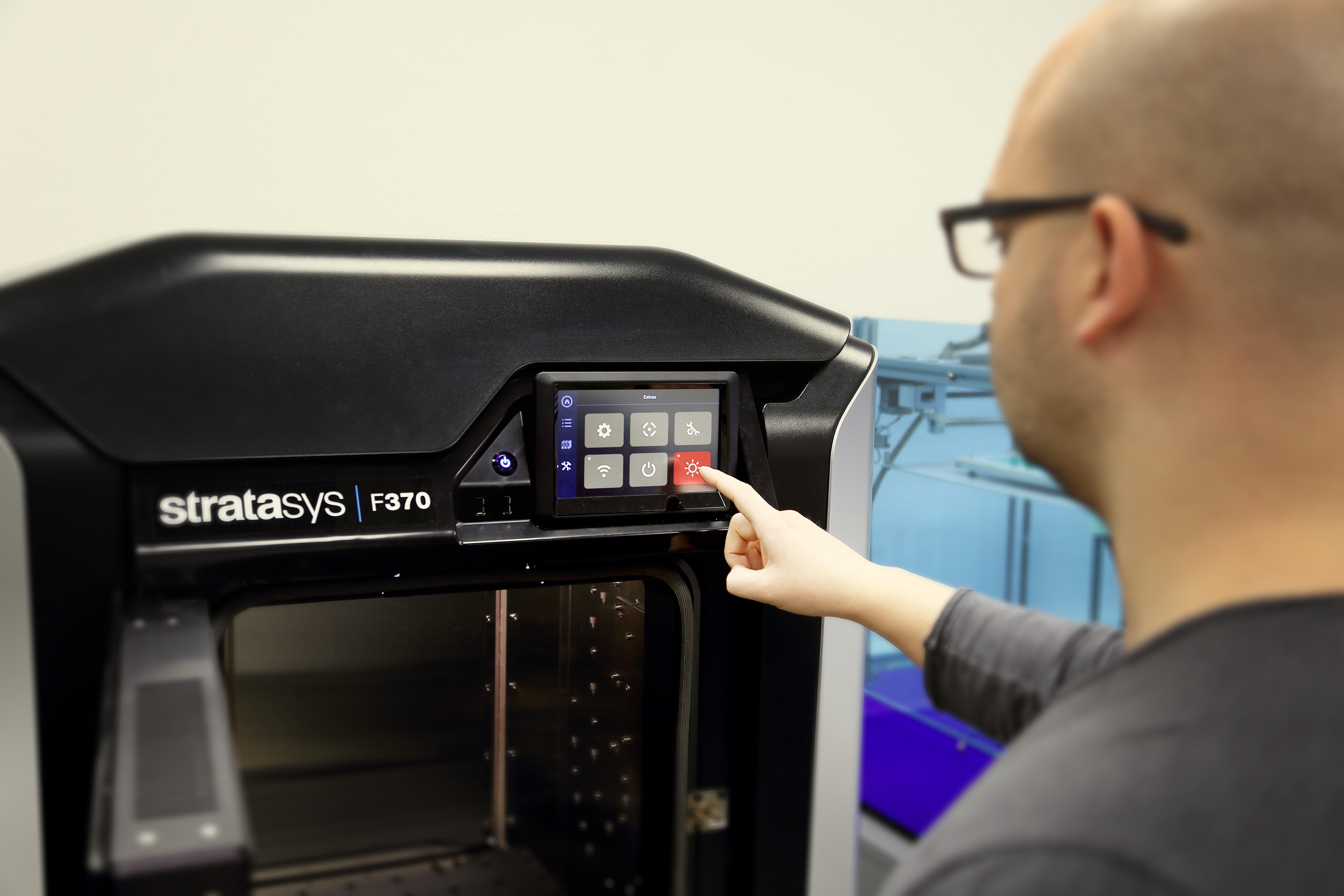Fertigung von Prototypen mit 3D-Druckern