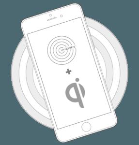 iPhone dank Qi-Standard im Auto laden mit Inbay