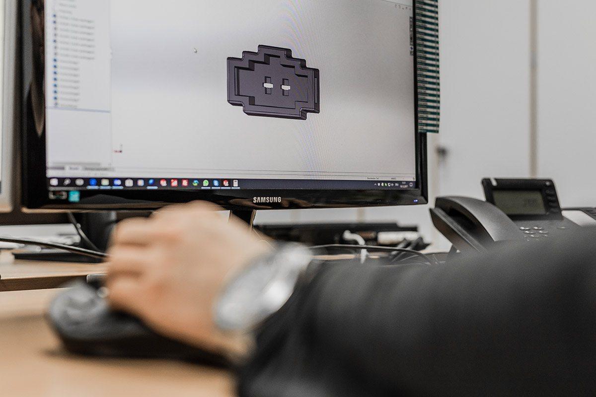 Produktentwicklung mit CAD